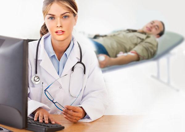 Медицинские и лабораторные столы
