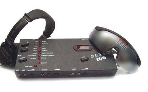 Майнд машина Nova Pro 100 (Photosonix mind machine)