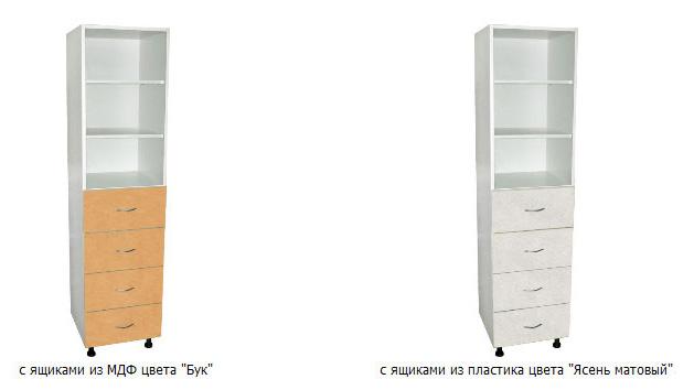 Шкаф медицинский М202-02