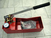 Опрессовщик ручной Gerat TP-60 60005 для опрессовки труб, увеличить фото