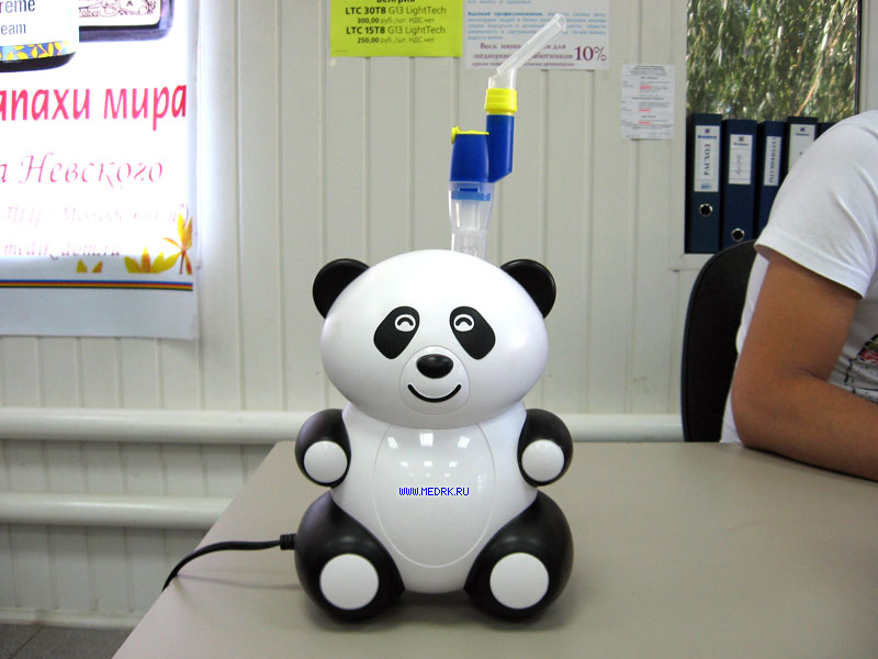 ингалятор панда инструкция img-1