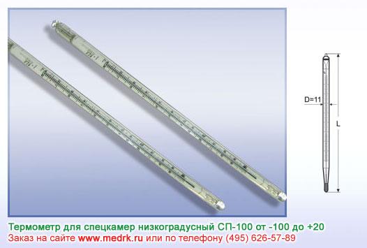 Фото термометра СП-100