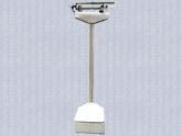 Увеличить фото медицинских напольных весов РП-150МГ