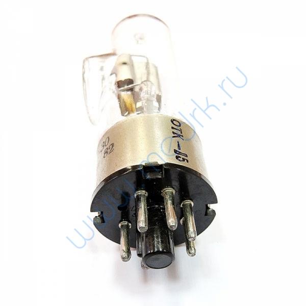 Лампа дейтериевая спектральная ДДС 30 (лд2-д)  Вид 5