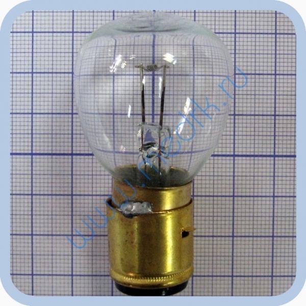 Лампа накаливания РН 12-50 P20d/21