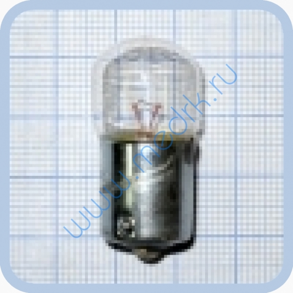Лампа накаливания А 12-5-1 BA15s  Вид 2