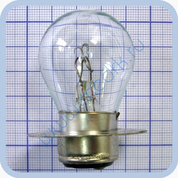 Лампа накаливания А 12-50+21  Вид 1