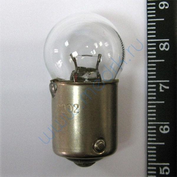 Лампа А 6-5 B15s  Вид 1