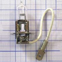 Лампа галогенная АКГ 24-100-1 (H3) PК22s