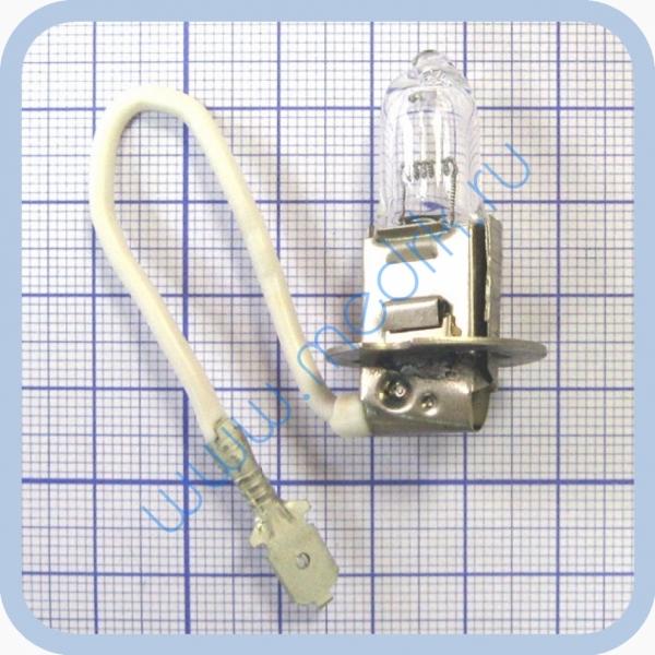 Лампа накаливания АКГ 24-65-1 (h3) PК22s