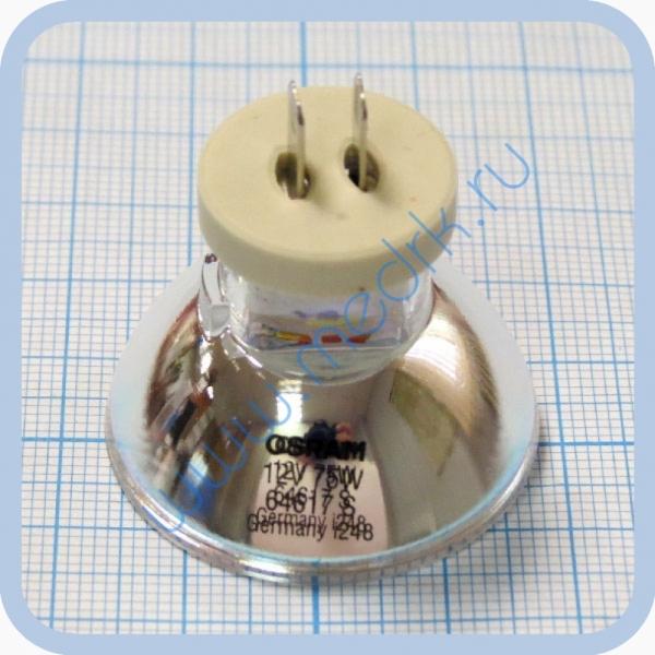 Лампа галогенная (галогеновая) Osram 64617 12V 75W G5,3-4,8  Вид 2