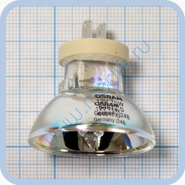 Лампа галогенная (галогеновая) Osram 64617 12V 75W G5,3-4,8  Вид 3
