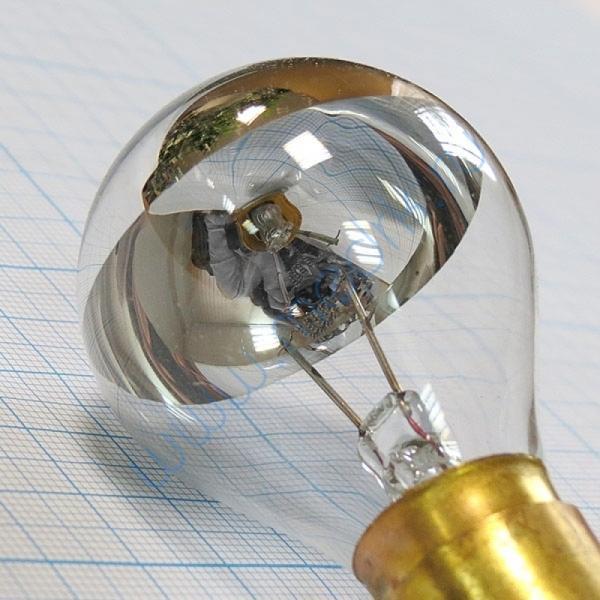 Лампа накаливания РНЗ 12-50 P20d