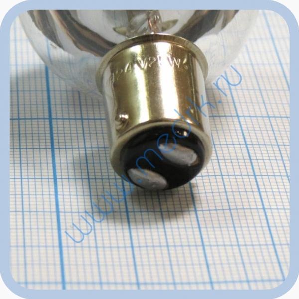 Лампа накаливания Top Mirror 24V 25W B15d (РНЗ 24V 25W B15d для светильника Альфа)  Вид 3