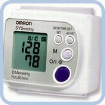 Тонометр на запястье Omron RX3 Plus