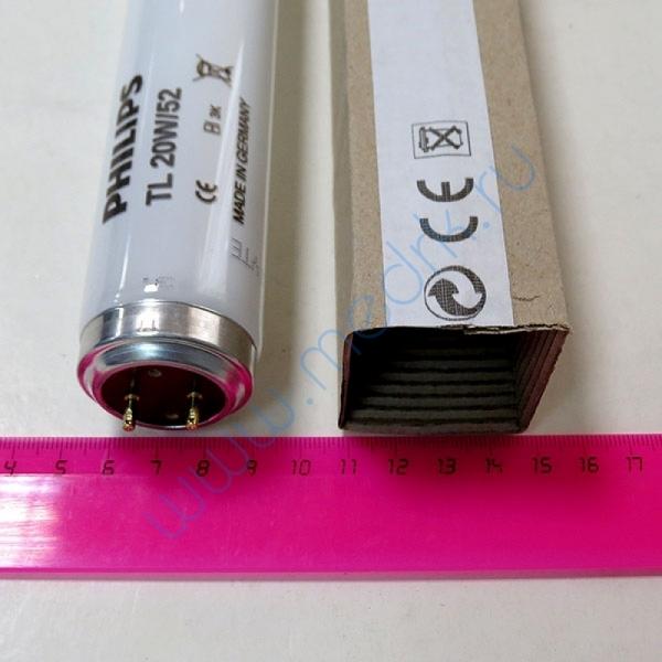 Лампа ультрафиолетовая Philips TL 20W/52 G13   Вид 9