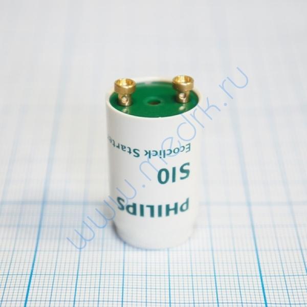 Стартер Philips S10 для люминесцентных ламп  Вид 2