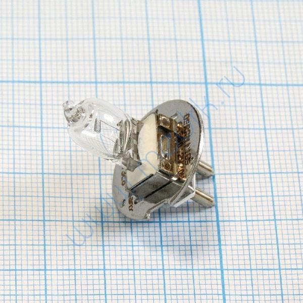 Лампа галогенная (галогеновая) Osram 64260 12V 30W PG22  Вид 4