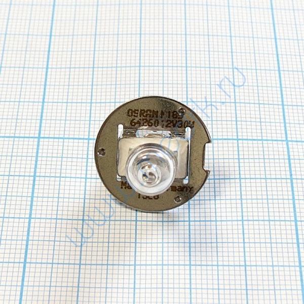 Лампа галогенная (галогеновая) Osram 64260 12V 30W PG22  Вид 5