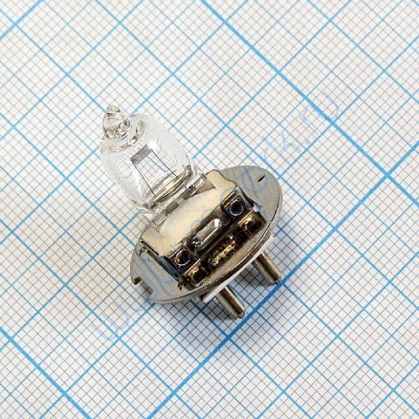 Лампа галогенная (галогеновая) Osram 64260 12V 30W PG22  Вид 7