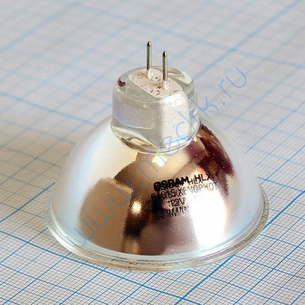 Лампа галогенная (галогеновая) Osram HLX 64615 12V 75W GZ6,35  Вид 4