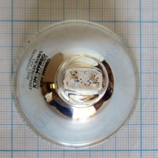 Лампа галогенная (галогеновая) Osram HLX 64615 12V 75W GZ6,35  Вид 6