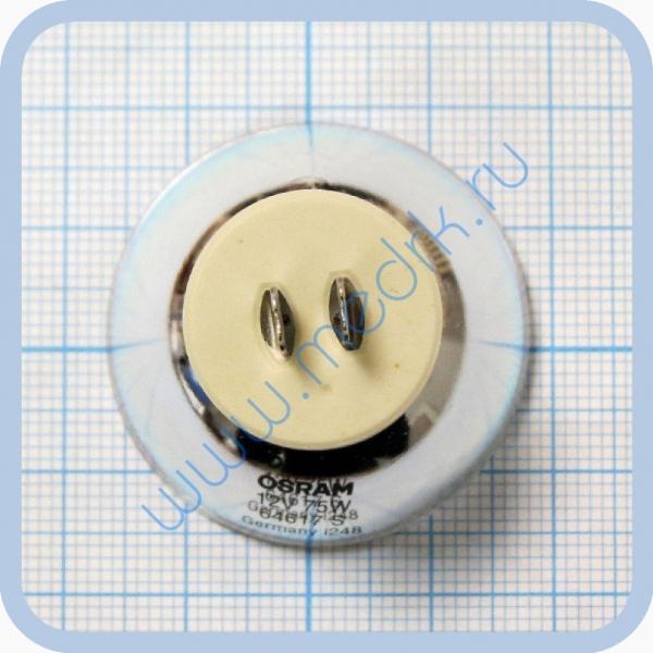 Лампа галогенная (галогеновая) Osram 64617S 12V 75W G5,3-4,8  Вид 4