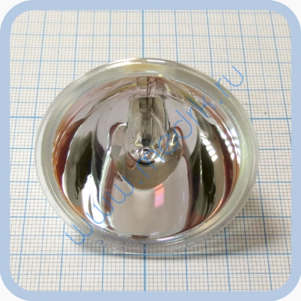 Лампа галогенная (галогеновая) Osram HLX 64634 15V 150W GZ6,35  Вид 6