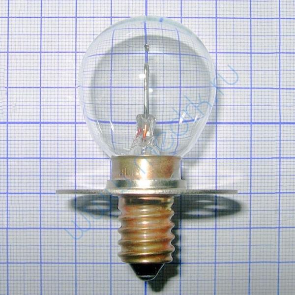Лампа накаливания HOSOBUCHI OP-2366 6V 4,5A 27W P44s  Вид 2