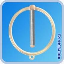 Средство внутриматочное противозачаточное «Юнона Био-Т Ag» кольцеобразное