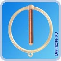 Средство внутриматочное противозачаточное «Юнона Био-Т» кольцеобразное