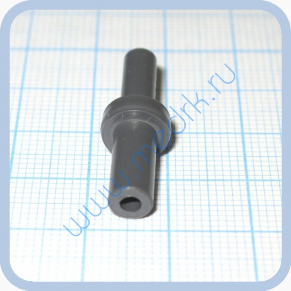 Штуцер соединительный для трубки тонометра  Вид 1
