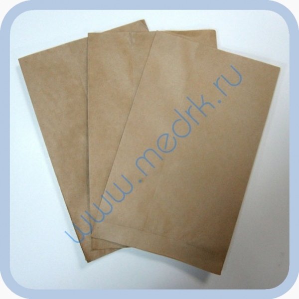 Крафт-пакет бумажный 15х23  Вид 1