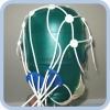 Шлем для ЭЭГ детский (силикон)