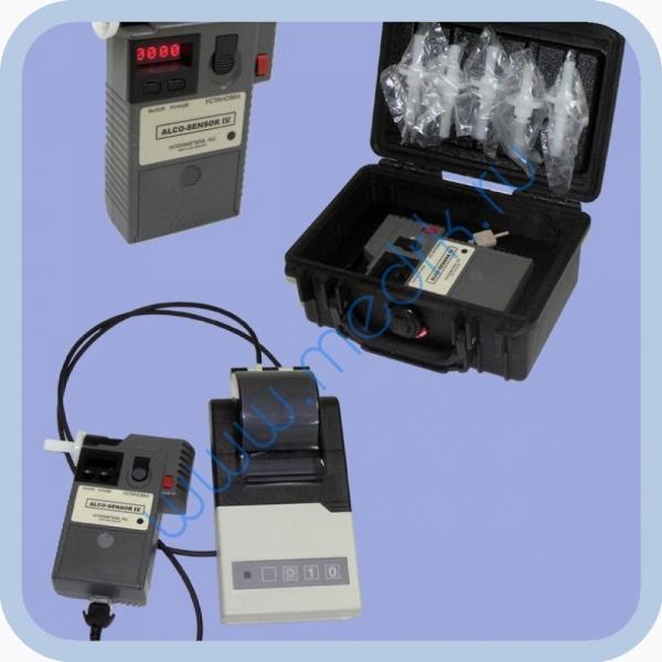 Алкотестер (алкометр) Alco-Sensor IV  Вид 2