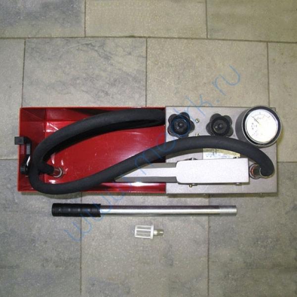 Опрессовщик ручной Gerat TP-60 для трубопроводов и труб  Вид 1
