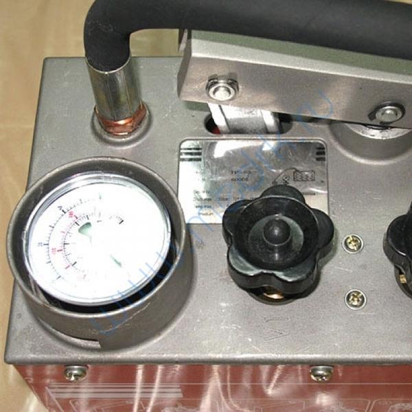 Опрессовщик ручной Gerat TP-60 для трубопроводов и труб  Вид 2