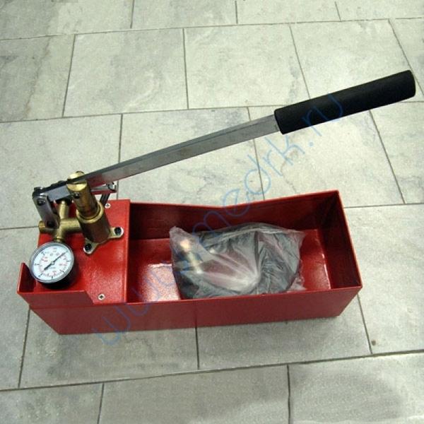 Опрессовщик ручной Gerat TP-60 для трубопроводов и труб  Вид 4