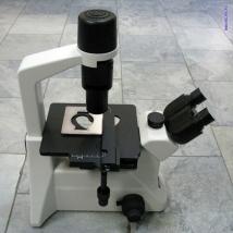 Микроскоп инвертируемый тринокулярный Биомед-3И ФК
