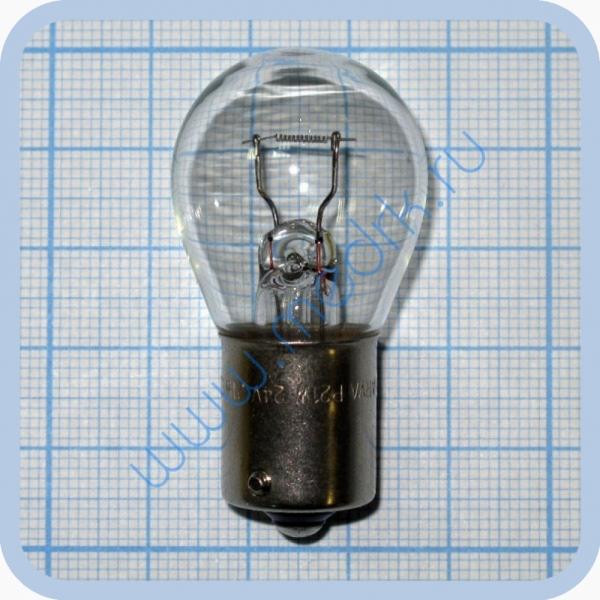 Лампа автомобильная Narva 17643 P21W 24V 21W BA15s
