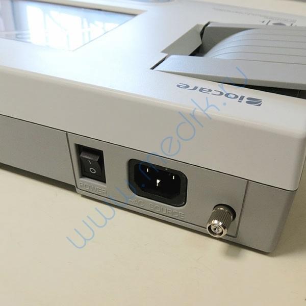 Электрокардиограф портативный Biocare ECG-300G  Вид 10