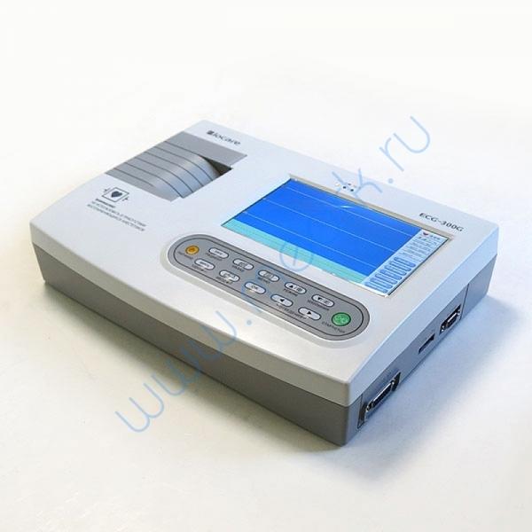 Электрокардиограф портативный Biocare ECG-300G  Вид 13