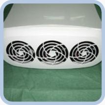 Вентилятор для облучателей Дезар-3 и Дезар-5