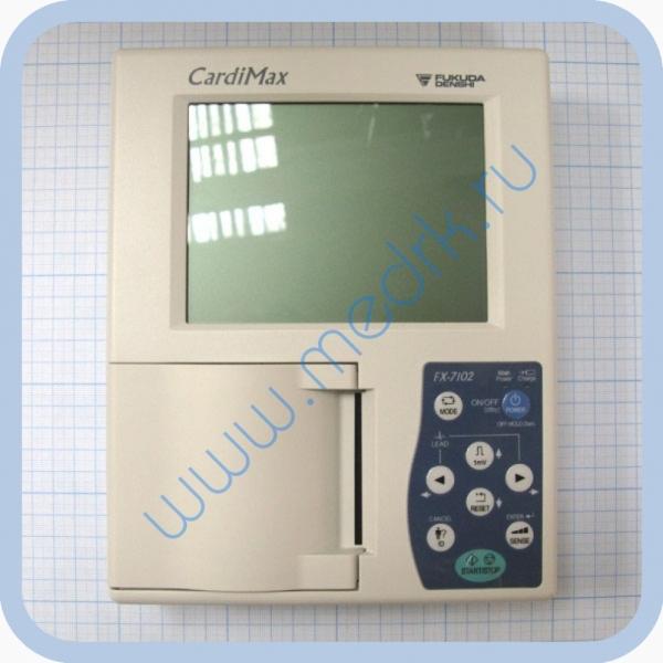 Электрокардиограф Fukuda Denshi Cardimax FX-7102  Вид 1