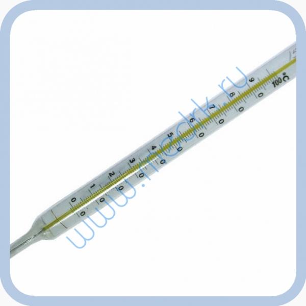 Термометр ТТЖ-М-5П-1/-35+50ц1Lв240Lн66/100/160  Вид 1
