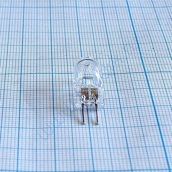Лампа галогенная Osram 64258 12V 20W G4  Вид 5