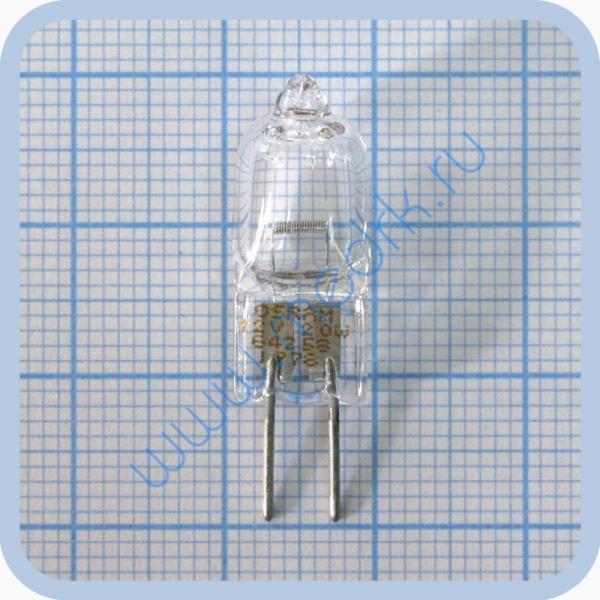 Лампа галогенная Osram 64258 12V 20W G4  Вид 8