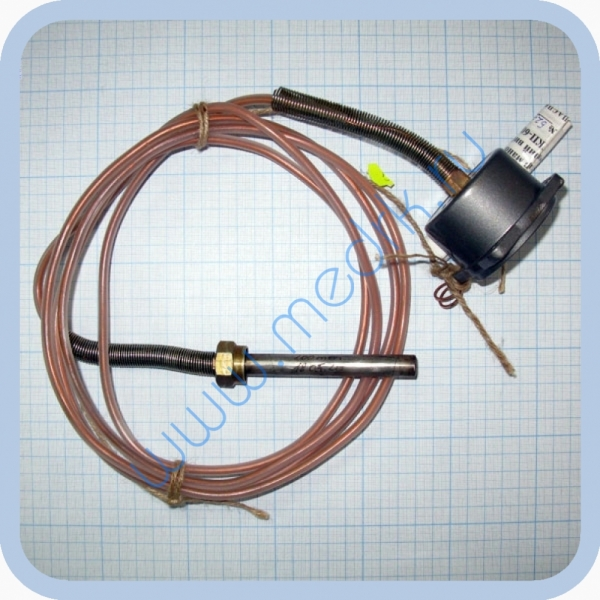 Термометр манометрический ТКП-60/3М   Вид 1