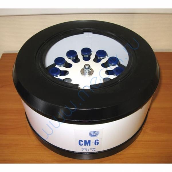 Центрифуга лабораторная Elmi CM-6  Вид 1