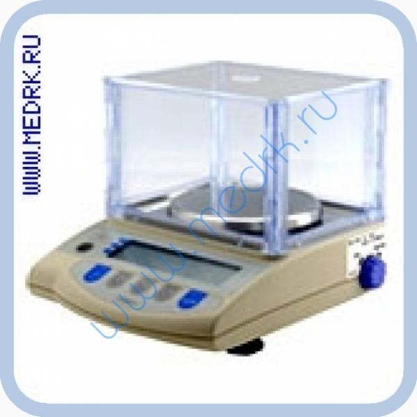 Весы лабораторные электронные ViBRA AJH-220CE  Вид 1
